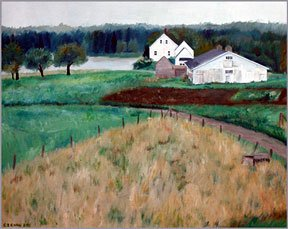 Christine Chang, Maine Farm