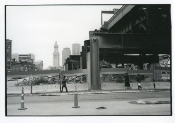 Tony Loreti, Boston, 2003