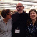 Viva Fisher, Richard Hill, Rebecca Richards