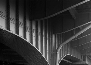 A. David Wunsch, New Haven Underpass 1