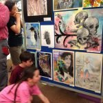 Belmont Public Schools Annual Art reception
